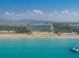Annabella Diamond Hotel - All Inclusive, отель в Авсалларе