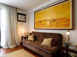 Ipanema Ville Residence Service, serviced apartment in Rio de Janeiro