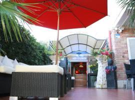 Hotel Los Globos, hotel in Sitges