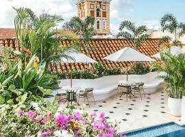 Amarla Boutique Hotel Cartagena, hotel in Cartagena