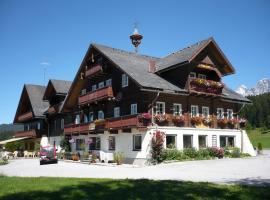 Hotel Stockerwirt, hotel in Ramsau am Dachstein