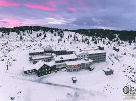 Hornsjø Høyfjellshotel, hotell i Hafjell