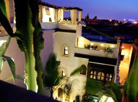 Riad Kheirredine, hotel near Majorelle Gardens, Marrakesh