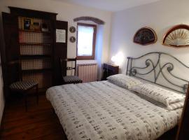 Il Borgo della Colomba, hotel a Fosdinovo