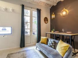 Mediterranean Flats Plaza Redonda, apartament o casa a València