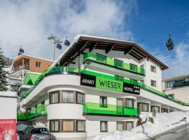 Apart Hotel Garni Wieser, Ferienwohnung in Sölden