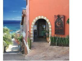 Pousada Lua Estrela, hotel with pools in Canoa Quebrada