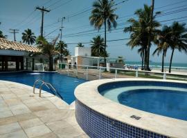 Jequitiba Hotel Frente ao Mar, hotel no Guarujá