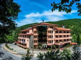 Хотел парк Бачиново, хотел в Благоевград