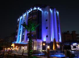 Aurasia City Hotel, отель в Мармарисе