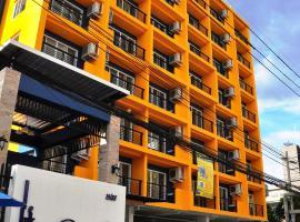 Pano Ratchada 36, serviced apartment in Bangkok