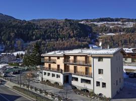 Baita Fanti Ski & Bike, hotel in Bormio