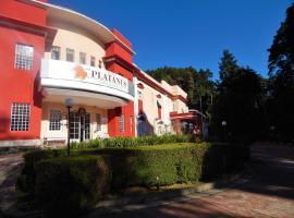 Hotel Platanus, hotel in Campos do Jordão
