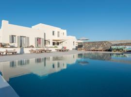 Home of Lilies, pet-friendly hotel in Fira