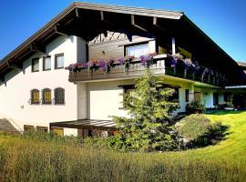 Ferienwohnungen Bachblick, vacation rental in Übersee