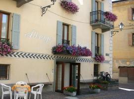 Meublé Albergo Dante, hotel in Bormio