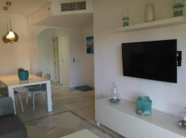 Puerto banus Marbella, lägenhet i Marbella