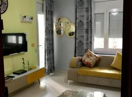 Apartment Tunis 2 Near airport, hotel near Tunis Airport - TUN,