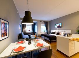 Optimal Apartments Skärholmen, hotel near Kungens Kurva Shopping Centre, Stockholm