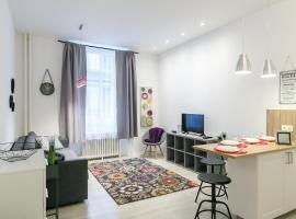 ELLA Apartment, דירה בבודפשט