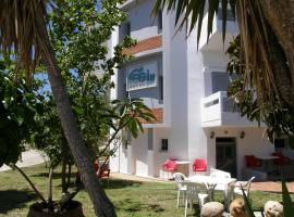 Megim Hotel, pet-friendly hotel in Palaiochóra