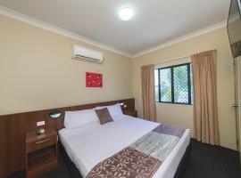 Rocky Resort Motor Inn, hotel in Rockhampton