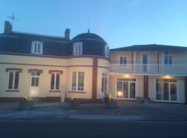 Résidence ALINOA, Ferienwohnung in Barfleur