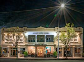 Mount View Hotel & Spa, hotel in Calistoga