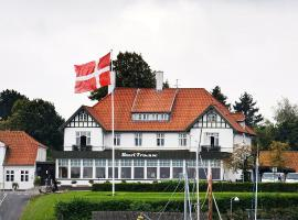 Hotel Troense, hotel in Vindeby
