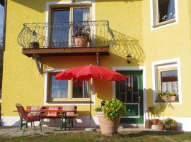 Ferienwohnung Reinwald, hotel near Fleckllift, Warmensteinach