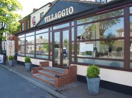 Villaggio, hotel near Haydock Racecourse, Warrington