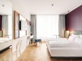 Hotel Schani Salon, hotel near Wien Westbahnhof Train Station, Vienna