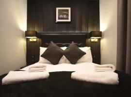 The Pack And Carriage London, hotel in Kings Cross St Pancras, London
