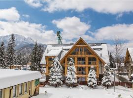 Apartament Weekend - pod Skocznią, accessible hotel in Zakopane