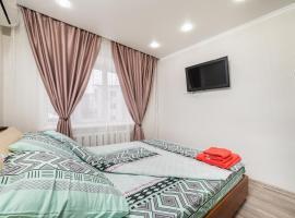 Красивая квартира с джакузи, hotel with jacuzzis in Kazan