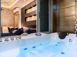Eliton Hotel & Spa, hotel in Kato Loutraki