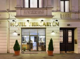 Hotel Tiergarten Berlin, hotel in Moabit, Berlin