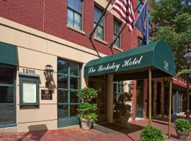 The Berkeley Hotel, hotel in Richmond