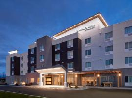 TownePlace Suites by Marriott Grand Rapids Airport, hotel near Gerald R. Ford International Airport - GRR, Grand Rapids