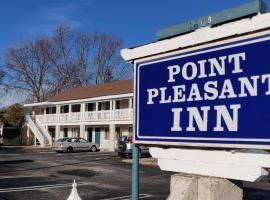 Point Pleasant Inn, готель у місті Пойнт-Плезант-Біч