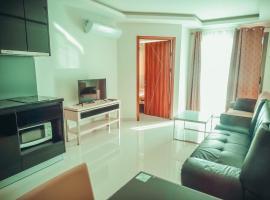 1 bedroom in Club Royal suites, hotel in North Pattaya