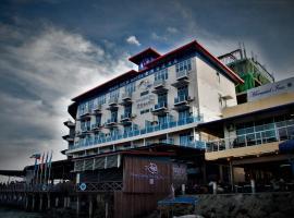 Wave View Hotel, hotel in Semporna
