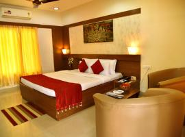 KSTDC Hotel Mayura Bhuvaneshwari Kamalapur, hotel in Hampi