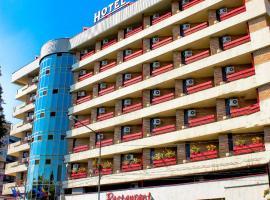 Hotel Dambovita, hotel din Târgovişte
