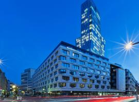 Residence Inn by Marriott Frankfurt City Center, hotel v Frankfurtu nad Mohanem