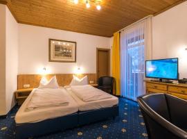Hotel garni Almenrausch und Edelweiss, hotel near Garmisch-Partenkirchen City Hall, Garmisch-Partenkirchen