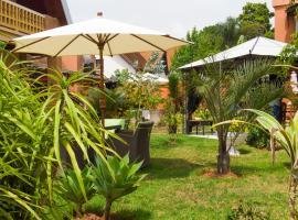 Green Palace, hotel near Ivato Airport - TNR,