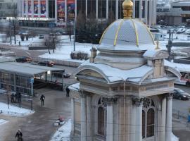 Апартаменты Пушка Лофт, hotel in Saint Petersburg