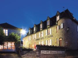 le Saint-Etienne, hôtel à Aubazines