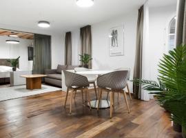 DAREBELL – Designerapartments Sporgasse, self-catering accommodation in Graz